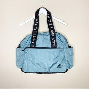 Adidas   Teal Gym Bag